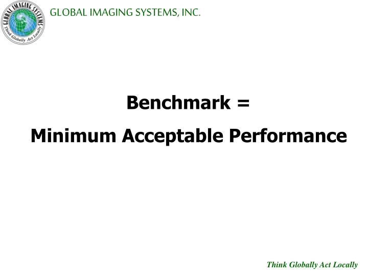 Benchmark =