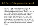 d t suzuki s response continued1