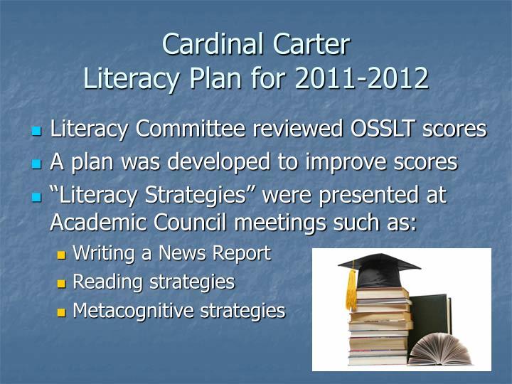 Cardinal Carter