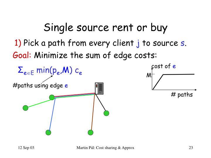 #paths using edge