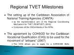 regional tvet milestones2