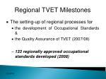 regional tvet milestones3