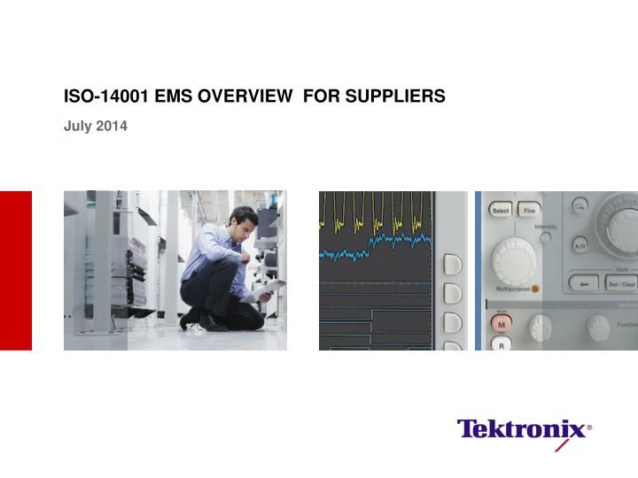 iso 14001 ems overview for suppliers