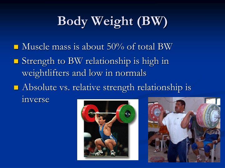 Body Weight (BW)
