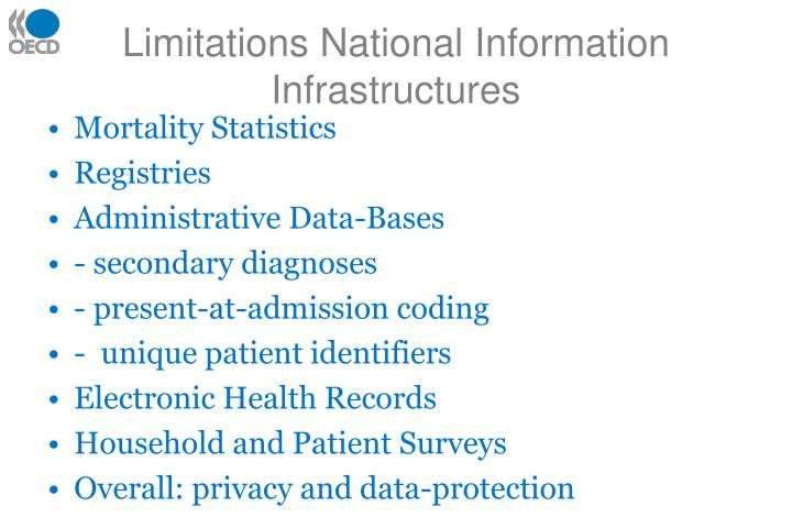 Limitations National Information Infrastructures