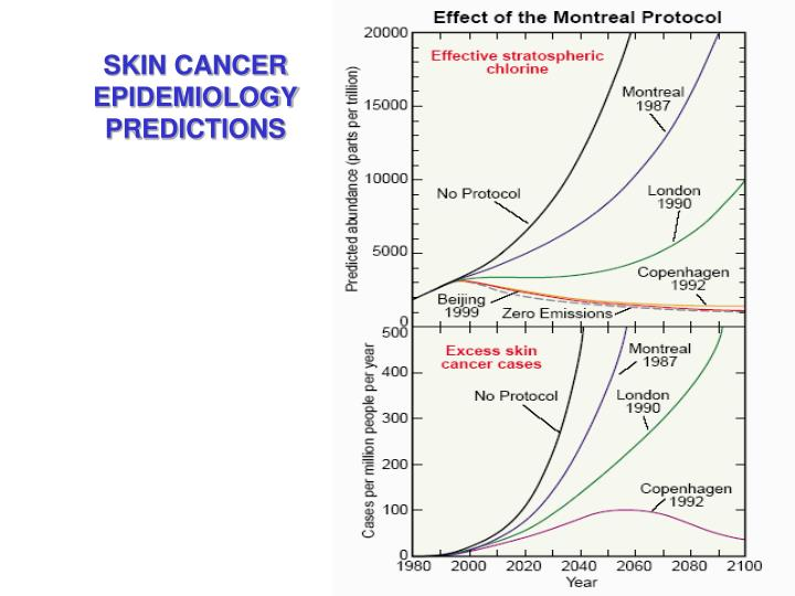 SKIN CANCER EPIDEMIOLOGY PREDICTIONS