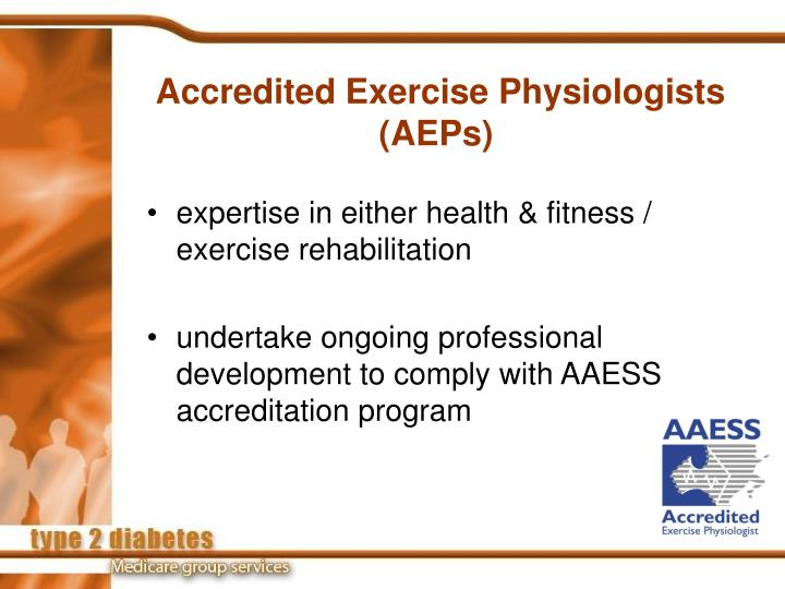 Accredited Exercise Physiologists (AEPs)