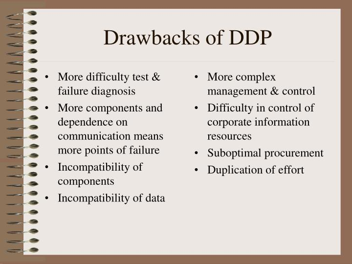 More difficulty test & failure diagnosis