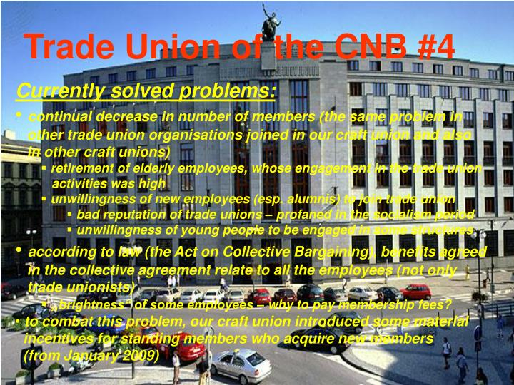Trade Union of the CNB