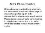airfoil characteristics3
