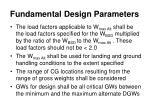 fundamental design parameters3