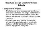 structural design crashworthiness criteria2