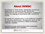 about inwdc1