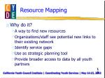 resource mapping1