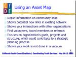 using an asset map