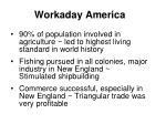 workaday america
