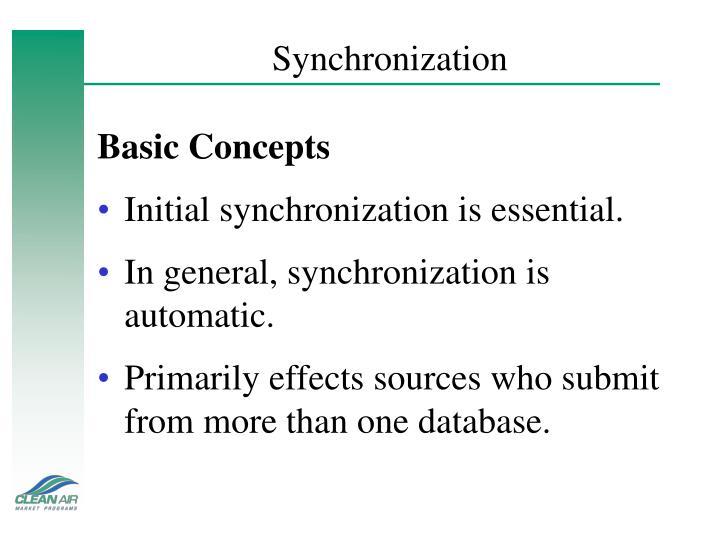 Synchronization1