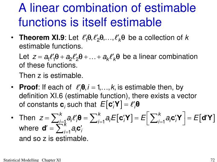 Theorem XI.9
