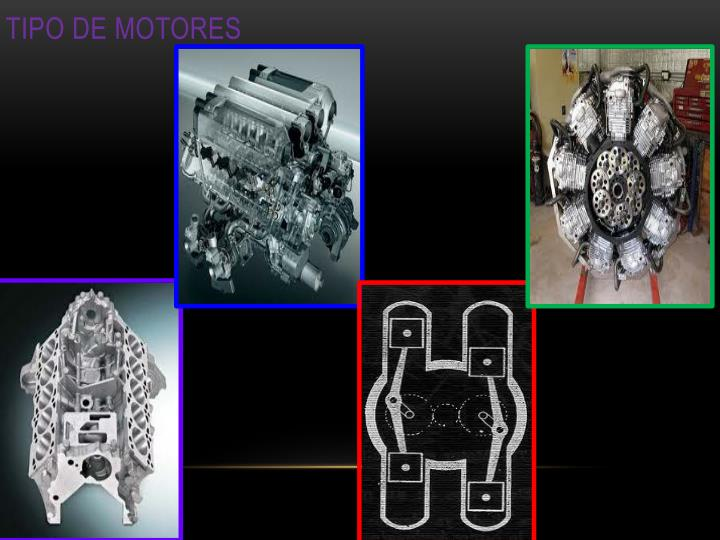 Tipo de motores