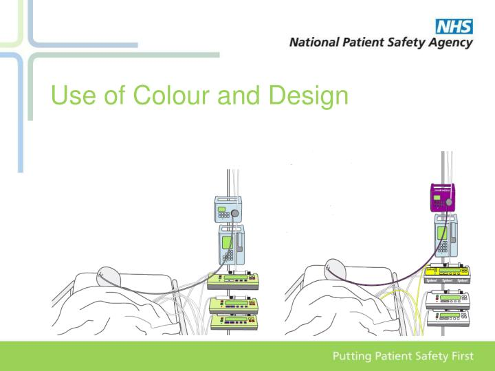 Use of Colour and Design