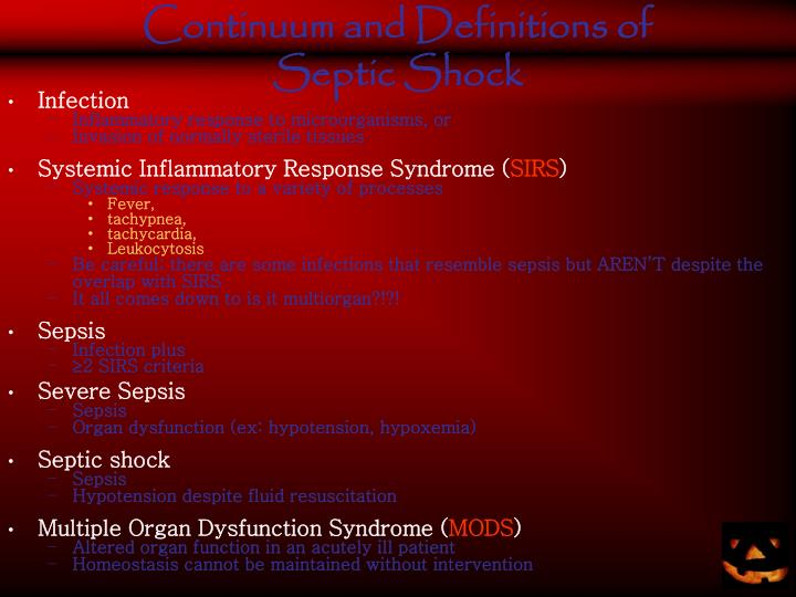 Continuum and Definitions of