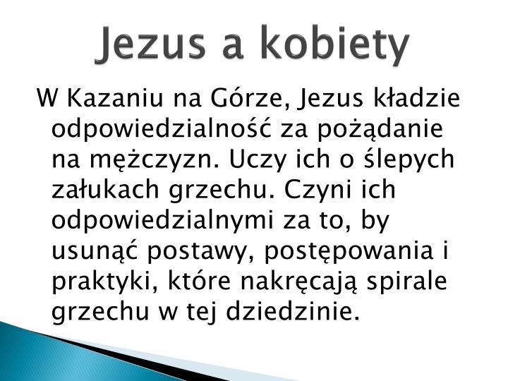 Jezus a kobiety