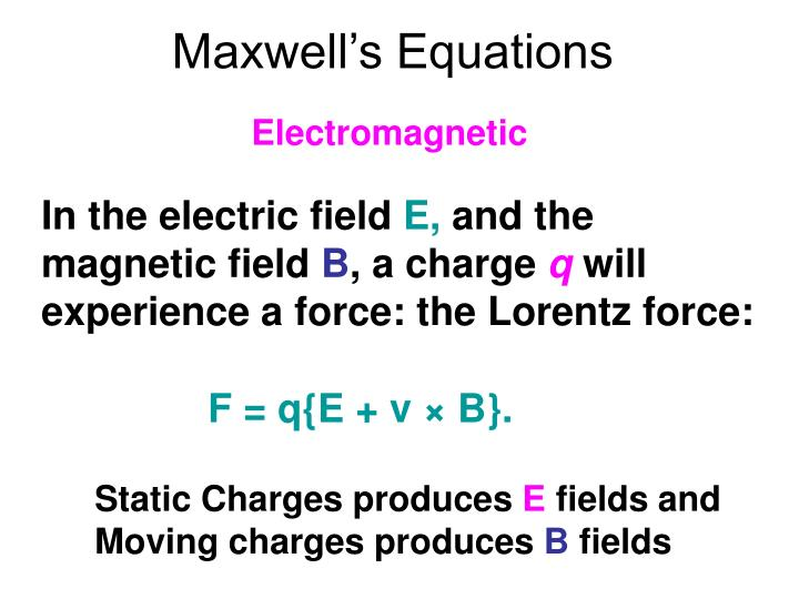 maxwell s equations n.