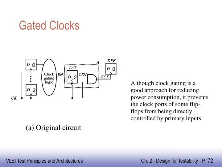 Gated Clocks