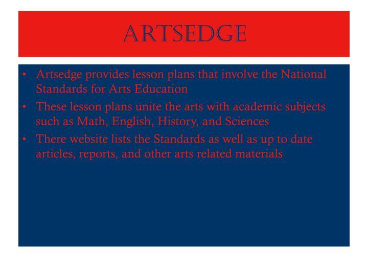 ArtsEdge