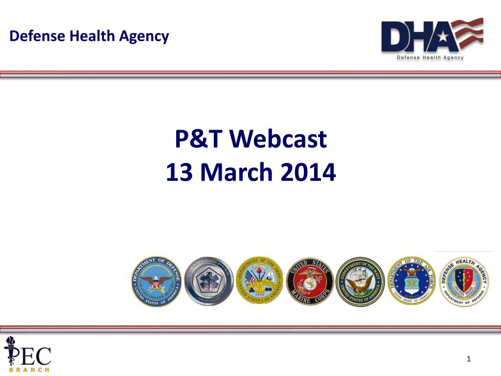 Ppt Defense Health Agency Powerpoint Presentation Free Download