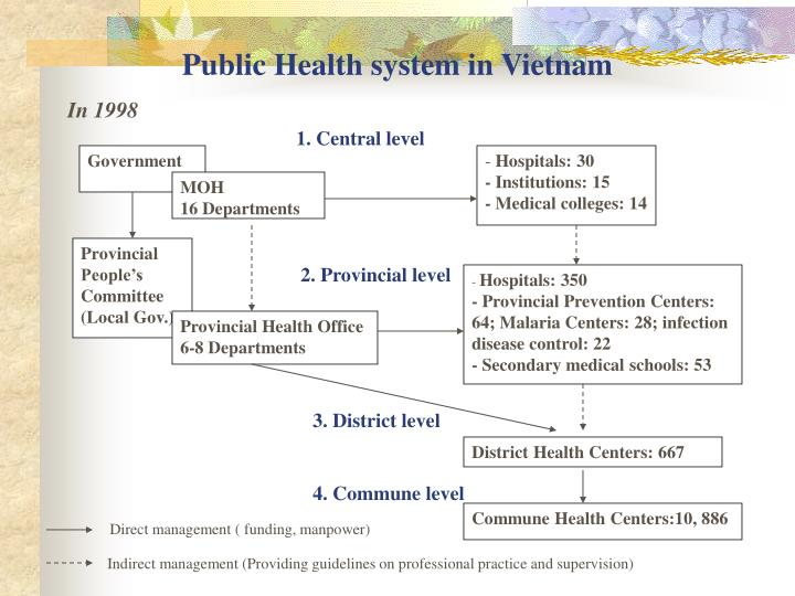 Public health system in vietnam