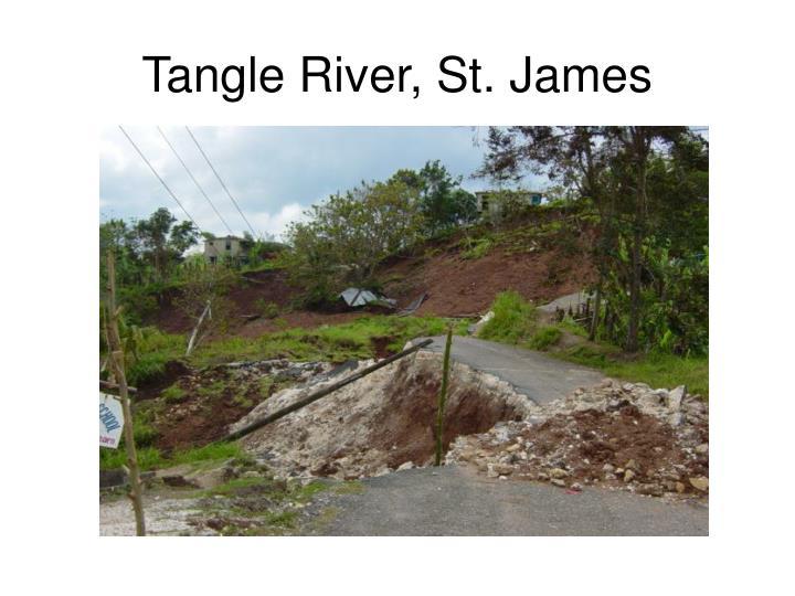Tangle River, St. James