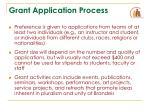 grant application process1