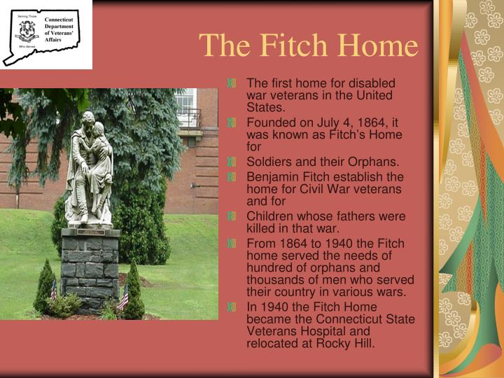 The Fitch Home