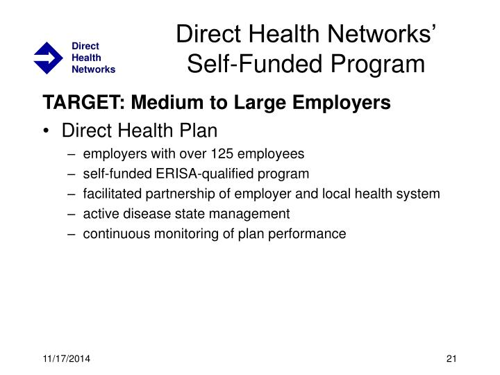 Direct Health Networks'