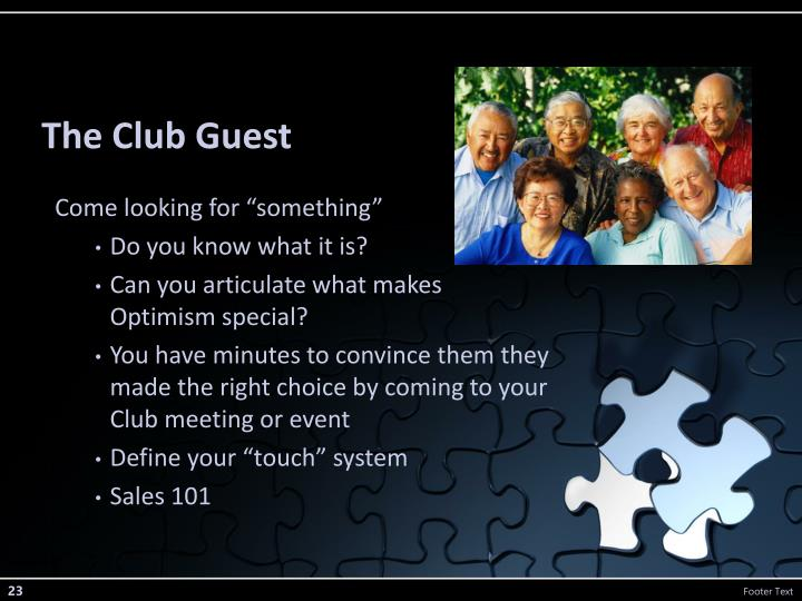 The Club Guest