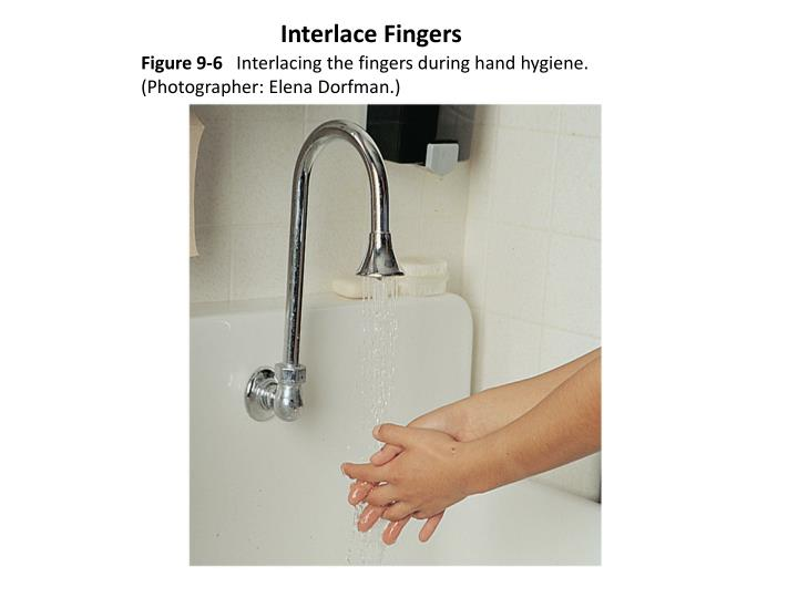 Interlace Fingers