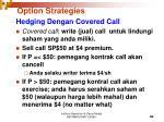 option strategies1