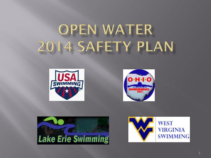 open water 2014 safety plan n.