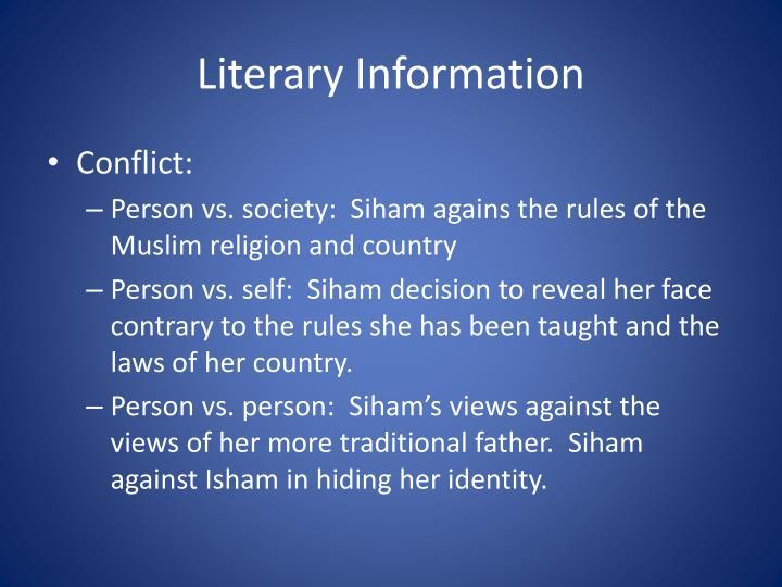 Literary Information
