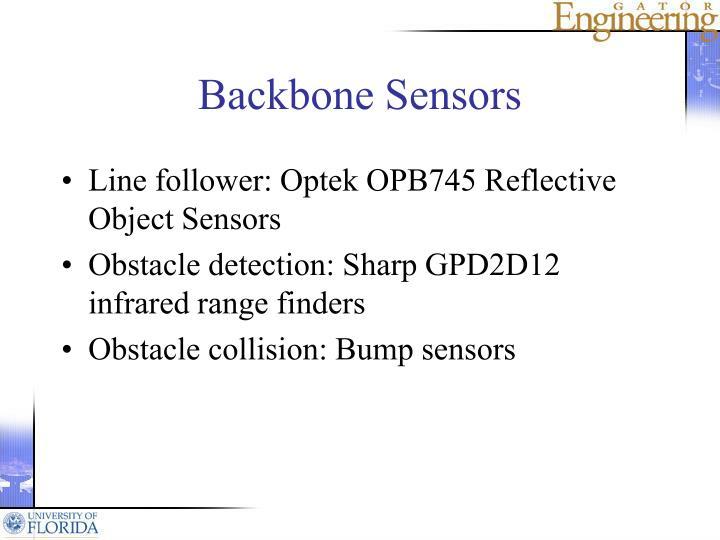 Backbone Sensors