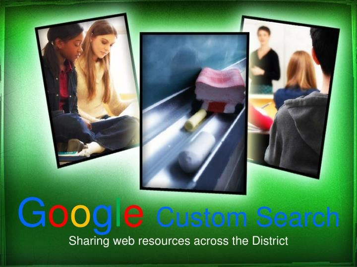 g o o g l e custom search n.