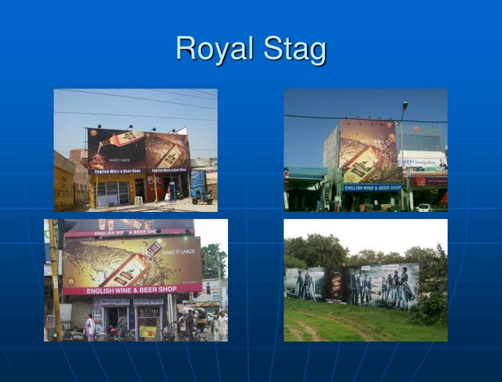 Royal Stag