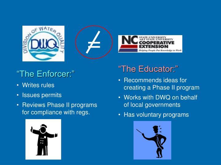 How to do public education outreach