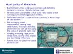 municipality of al madinah
