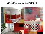 what s new in dtz2
