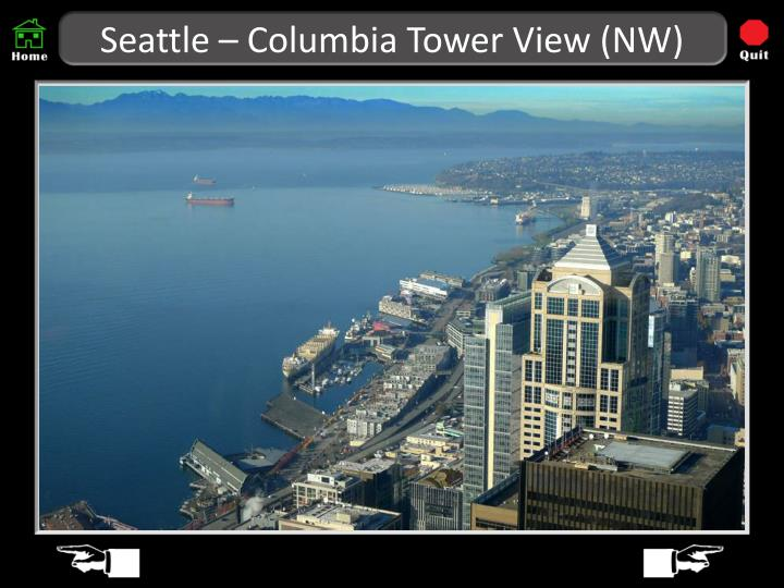 Seattle – Columbia Tower View (NW)