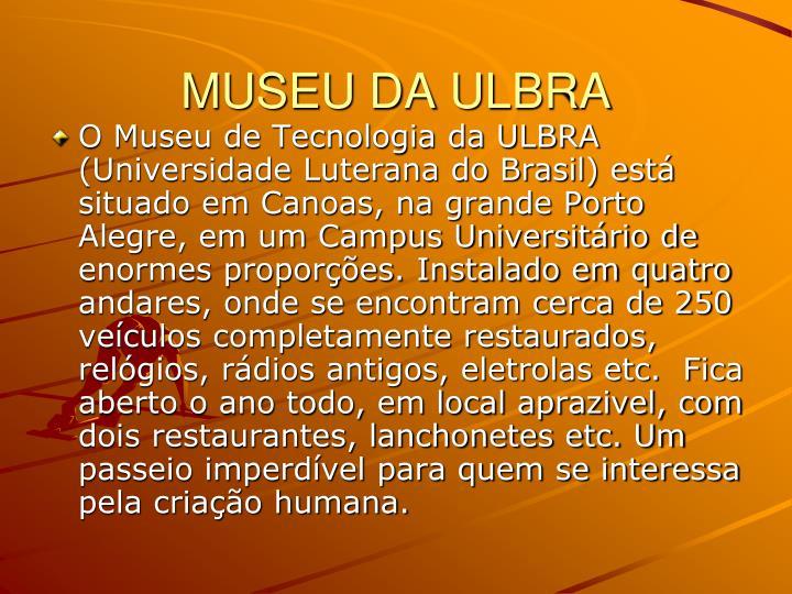 Museu da ulbra1