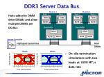 ddr3 server data bus