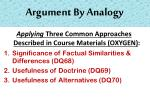 argument by analogy3